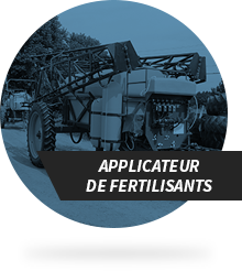 Applicateur fertilisant
